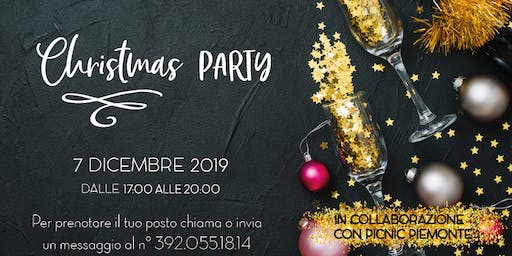 Beauty Christmas  Party