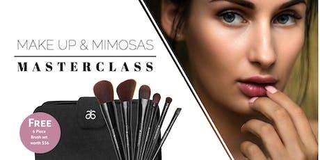 Make Up + Mimosas Masterclass tickets