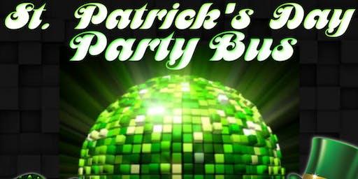 ST. PATRICK'S saturDAY PARTY BUS (ATL TO SAVANNAH) 2020