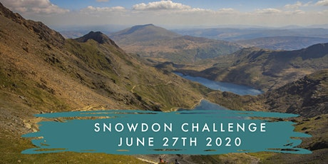 SNOWDON CHALLENGE - JUNE 2020 tickets