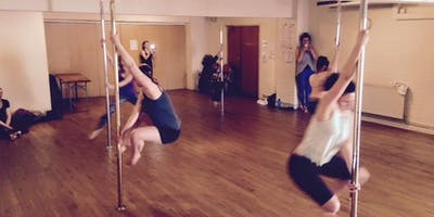 PoleBeginners Sundays Jan 2020