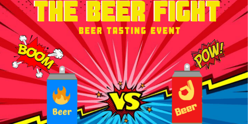 THE BEER FIGHT
