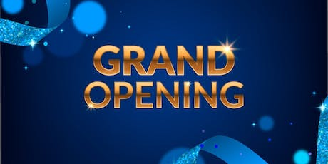 Grand Opening celebration!!! tickets