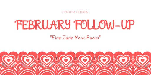 February Follow-Up