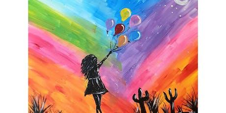 Balloon Girl - Stacks Bar Restaurant tickets