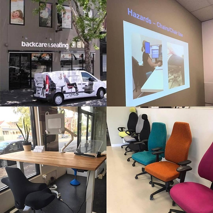 Office Workstation Ergonomic Risk Assessment Training For Allied Health Pro image