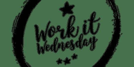 The Bead Study - Work it Wednesday tickets