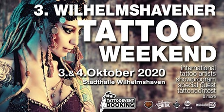 3. Wilhelmshavener Tattoo Weekend Tickets
