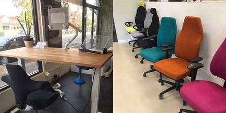 Office Workstation Ergonomic Risk Assessment Training For Allied Health Pro tickets