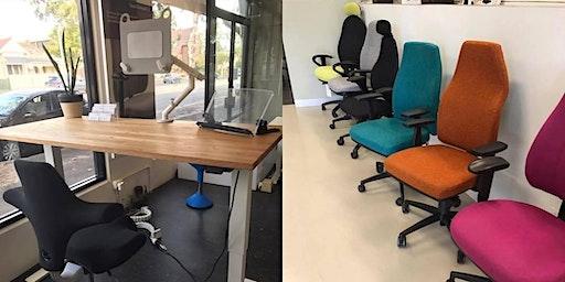 Office Workstation Ergonomic Risk Assessment Training For Allied Health Pro