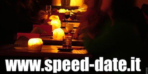 """Aperitivo & Speed Dating """"over 48 anni"""" single MILANO novembre 2019"""