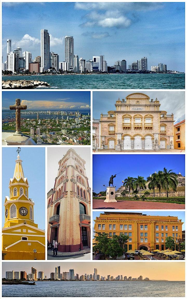 AfroTriping   Cartagena, Colombia Getaway   4 Nights 2021 image