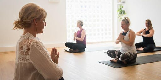 Yoga & Pamper session