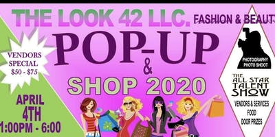 The Look 42 POP - UP & SHOP 2020