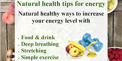 Natural Healthy Energy