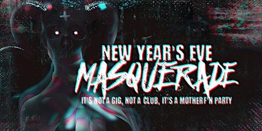 NYE Masquerade 2019/2020
