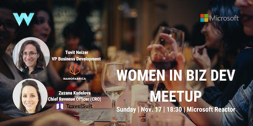 Women in Biz Dev #2 Meetup