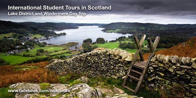 Lake District and Windermere Day Trip Sat 21 Mar
