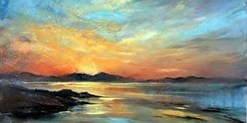 Come & Try Create & Sip - Pastel Landscapes