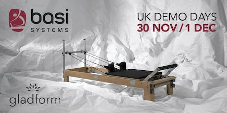 BASI Systems UK Demo Days tickets