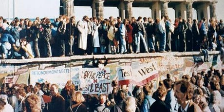 30 Years After the Fall of the Iron Curtain  - Europe's Pasts and Futures tickets