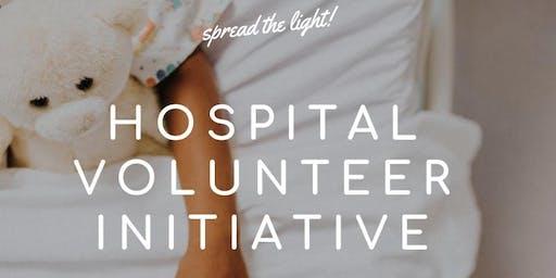 YJP Hospital Volunteer Initiative