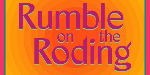Rumble on the Roding: A Positive Trace Party