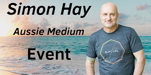 Aussie Medium, Simon Hay at Quirindi RSL Club