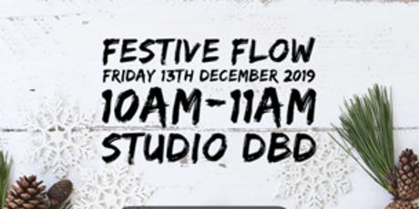 Friday Festive Flow - Yuletide Yoga - 13th Dec 10am tickets