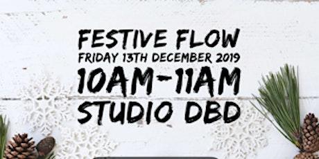 Friday Festive Flow - Yuletide Yoga - 13th Dec 10am tickets