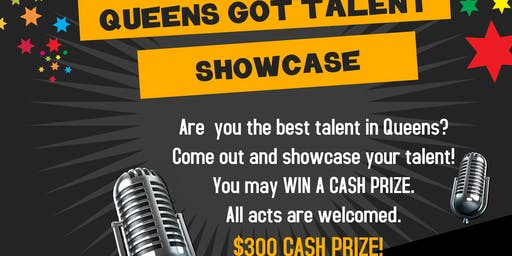 Queens Got Talent Showcase