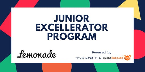 Junior Excellerator Program - Lemonade #1