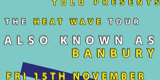 TULU Presents: Banbury Live Urban Music Showcase