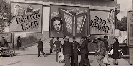 Early Israeli Cinema: From Pre-State to the Sixties tickets