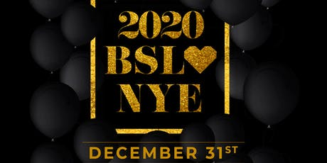 BSL + NYE 2020 - Bollywood New Years Eve Bash tickets