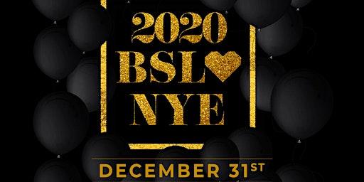BSL + NYE 2020 - Bollywood New Years Eve Bash