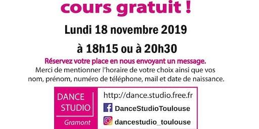 Portes ouvertes : Cours de danse gratuits