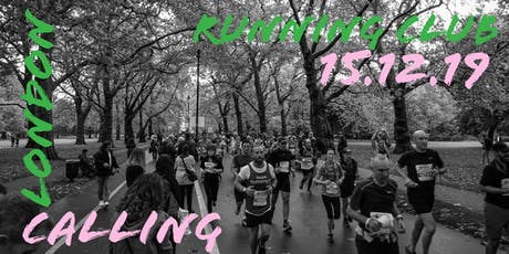 T.O.O.T Running Club: London Calling tickets