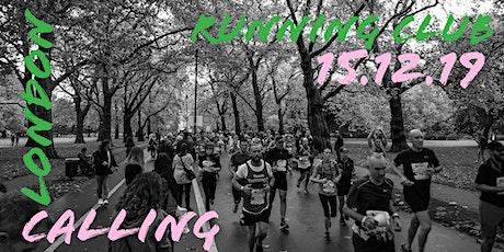 T.O.O.T Running Club: London Calling tickets