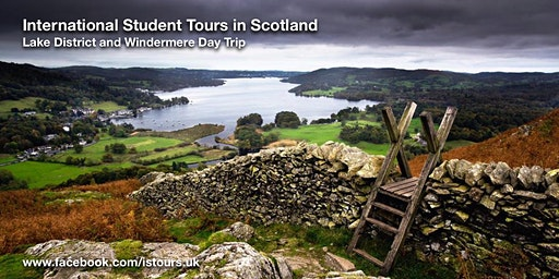 Lake District and Windermere Day Trip Sun 22 Mar