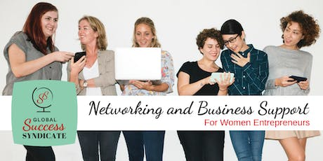 Global Success Syndicate - Women's Business Club  tickets