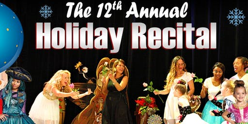 12th Annual Holiday Recital