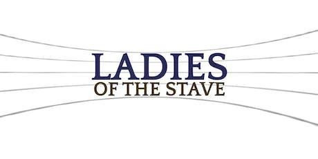 #LadiesoftheStave : a workshop for aspiring female musical directors tickets