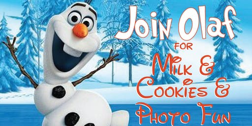 Milk & Cookies with Olaf