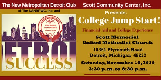 College Jumpstart - Financial Aid and College Experience