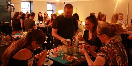 Christmas Night Out Special: Pop Up Sculpting with Gulp and Sculpt tickets