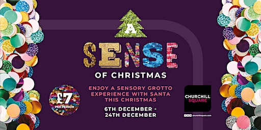 'A Sense Of Christmas' at Churchill Square