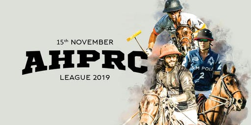AHPRC League November 2019