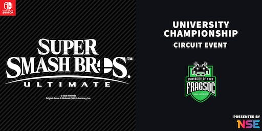 Super Smash Ultimate University Championship - York