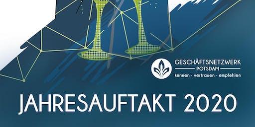 GNWP Jahresauftaktveranstaltung 2020 - Netzwerken für Potsdam